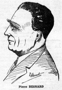 Arch. C.I.R.A. Lausanne. Le Combat Syndicaliste (C.G.T.S.R.) n°41, février/mars 1931. dessin de L. Huart
