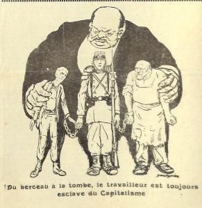 Arch. CIRA Marseille. La Voix libertaire n°6 d'octobre 1928.