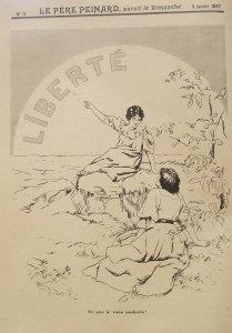 Arch. FH. Le Père Peinard n°11 du 03/01/1896